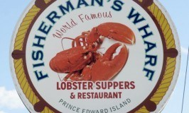 World Famous Fishermans Wharf Lobster Suppers North Rustico PEI
