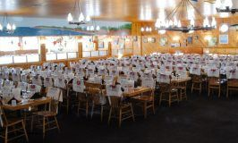 Group events at Fishermans Wharf Lobster Suppers