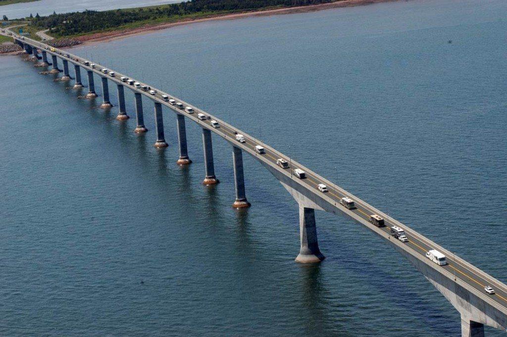 PEI best photo confederation bridge