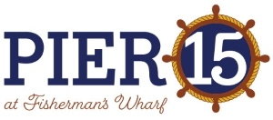 Pier 15 at Fisherman's Wharf logo